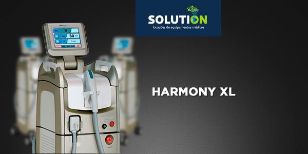 Harmony XL e seus resultados efetivos